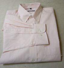 Unifarbene klassische Seidensticker Herrenhemden