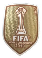 100% UK STOCK!2019 Club World Cup Champions Liverpool LFC Jersey Iron On Patch