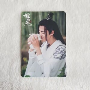 The Untamed OFFICIAL photocard Wei Wuxian (魏婴) from CQL OST MDZS bunny