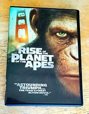 Rise of the Planet of the Apes (Dvd) Like New!