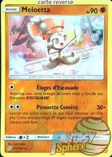 Pokemon - Meloetta - SL11 - Reverse - 123/236_R - VF Français