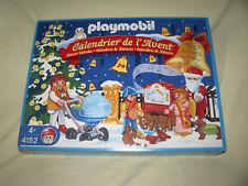 """  PLAYMOBIL 4152 CALENDRIER DE L AVANT NOEL CHRISTMAS ADVENT CALENDAR NEUF"