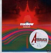 (507X) Mellow, Fantastic - DJ CD
