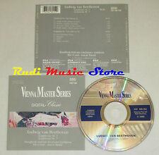 CD BEETHOVEN Symphonie nr 1 7  1990 PILZ GERMANY ANTON NANUT lp mc dvd
