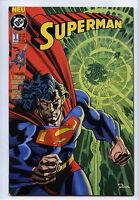 AUSWAHL = SUPERMAN Heft  1 - 25 ( Dino Verlag 1996-2000 ) Neuwertig