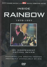 RAINBOW  inside 1979-1997 DVD NEU