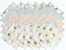 """REVERIE from Free Spirit Fabrics - (40) 5"""" rotary-cut fabric squares"""