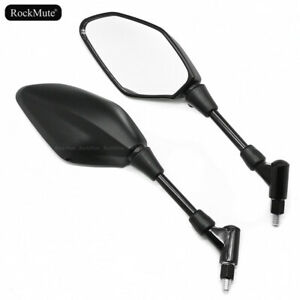 M10 Rear View Side Mirrors For Yamaha MT-01 MT-03 MT-07 MT-09 Tracer 900 MT-10
