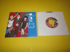 "PLEX 3 Calculated Romance 7"" 45 EX NOBUNNY KING TUFF"
