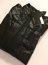 NWT $120 Nike Golf Filled Thermal Jacket SizeL Black 845070 Lightweight Wind