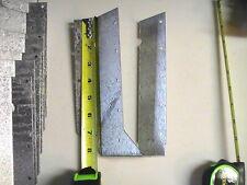 2 Total- RIGHT SKEWED 45 deg. JOIST HANGER Simpson ZMAX  SUR210Z  Wood, Decks