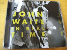 JOHN WAITE IN REAL TIME CD MINT- FRONTIERS