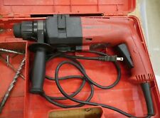 Hilti TE10 Corded Rotary Hammer Drill Concrete with Handle PRE OWNED