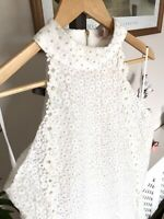 Ted Baker DAYSIL Daisy lace halter dress RRP £199 Size 5 UK 16 Floral