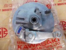 Kawasaki G5 KE100 C2SS C2TR G3SS G3TR G4TR Front Brake Panel NOS 41035-055-80
