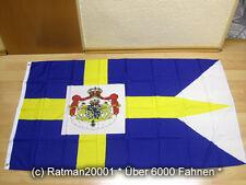Fahnen Flagge Schweden Royal Sonderposten - 90 x 150 cm
