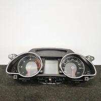 AUDI A5 Instrument Cluster Speedometer 8T 3.0 TDI 176kw 8T0920983B KM/H MPH 2011