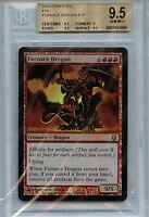 MTG Furnace Dragon BGS 9.5 Gem Mint Darksteel Foil Magic Card Amricons  3899
