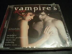 "DOUBLE CD NEUF ""VAMPIRE'S LOVE"" metal + classique"