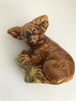 Vintage Koala Pottery Figurine Rosedale Moss