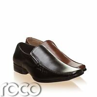 Boys Black Shoes, Boys Brown Shoes, Slip On Shoes, Boys Formal Shoes, Page Boy