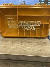 Plano 3215 Mini Magnum Side-kick 2 Sided Fishing Tackle Box