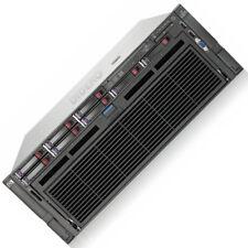 HP ProLiant DL580 G7 4x 10-Core Xeon E7-4870 80x 2,4 GHz 256 GB RAM 8x300 GB HDD