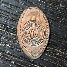 Washington Nationals Smashed pressed elongated penny P2096