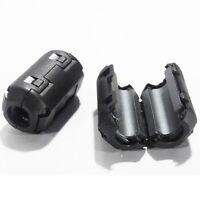 5 EMI Clip RFI Rauschunterdrücker Ferritkernfilter für 5mm Durchmesser Ka Qc