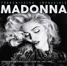 Madonna : Transmission Impossible: Legendary Radio Broadcasts from the