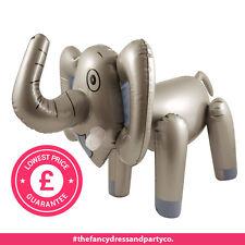 Gonfiabile Elefante Da Soffiare Animale Bambini Regalino Party Favor