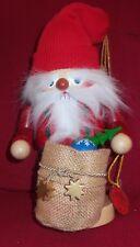 "New 10.5"" Steinbach Troll Old Santa nutcracker"
