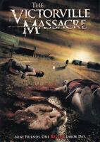 The Victorville Massacre New DVD