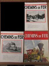 revue CHEMINS DE FER année 1947 Nos 143 144 + NOEL 47 (Railway train SNCF)