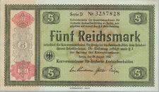 Germany / Deutschland Ro.708a 5 reichsmark 1934 XF