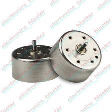 10pcs 3500-7000 rpm / min DC3V 4.5V 5V 300 Solar Motor Axis 6mm for DIY Toys