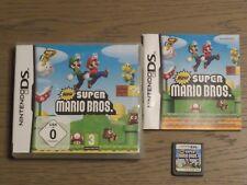 JEU NINTENDO DS 3DS NEW SUPER MARIO BROS COMPLET EN FRANCAIS