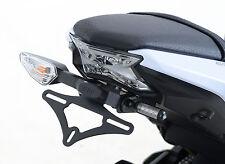 Kawasaki Z650 R&G Tail Tidy - Fender Eliminator  -  LP0214BK