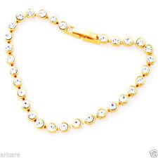 Crystal Alloy Bangle Fashion Bracelets