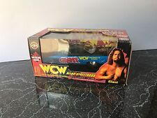"""1998 Racing Champions WCW Road Wild """"The Giant"""" Nitro Streetrods 1/24 Scale Car"""