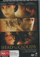 HEAD IN THE CLOUDS-   Charlize Theron, Stuart Townsend, Penélope Cruz - DVD