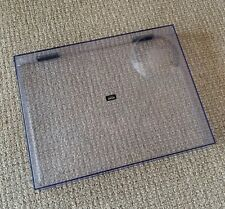 Technics 1200 Dust Cover SL-1200 SL-1210 MKII MK3 M3D M5G Turntable RECORD