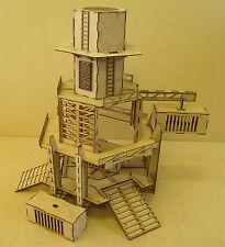 Skypad crane tower terrain warhammer 40k wargame necromunda wargaming building