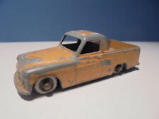 MATCHBOX LESNEY COMMER PICK-UP, 50a, c1958, silver plastic wheels