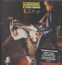 Tokyo Tapes [Hip-O) by Scorpions (Germany) (CD, Oct-2002, Hip-O)