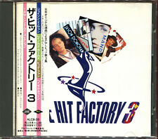 THE HIT FACTORY 3 - PWL VERSIONS LONGUES - JAPAN CD COMPILATION [1479]