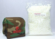 Grizzly Camera Bean Bag MEDIUM-FOREST CAMO and MEDIUM POLY Bead Fill, Photo