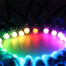500pcs 5V Addressable LED Pixel WS2811 fullcolor 12mm Digital RGB string IP68