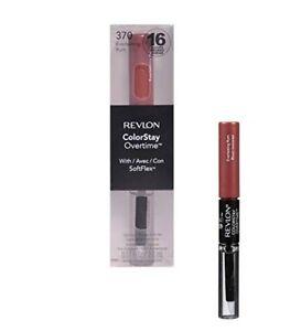 Revlon ColorStay Overtime 16 Hour Lipcolor 370 Everlasting Rum