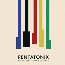 PTX Presents : Top Pop, Vol. 1 - Pentatonix (CD, 2018)